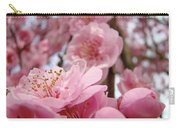 Blossoms Art Print Pink Spring Blossom Baslee Troutman Carry-all Pouch