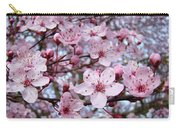 Blossoms Art Prints Nature Pink Tree Blossoms Baslee Troutman Carry-all Pouch