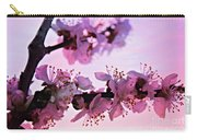 Blossoms At Sunset Carry-all Pouch