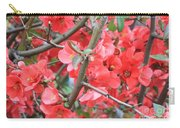 Blossoms Branches And Thorns Carry-all Pouch
