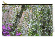 Blossoms Galore Carry-all Pouch