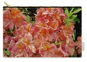 Blossoms In A Summer Shower Carry-all Pouch