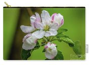 Blossoms In The Rain Carry-all Pouch