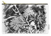 Zinnia Blossoms Carry-all Pouch