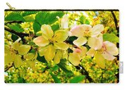 Blossoms Of Sunshine Carry-all Pouch