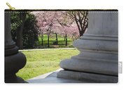 Blossoms Of The Columns Carry-all Pouch
