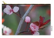 Blossoms Petite Carry-all Pouch