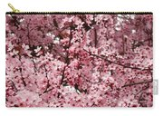 Blossoms Pink Tree Blossoms Giclee Prints Baslee Troutman Carry-all Pouch