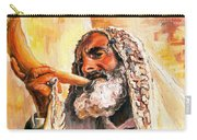 Blow The Trumpet In Zion Carry-all Pouch