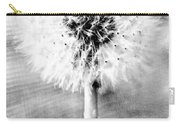 Blowing In The Wind Pencil Effect Carry-all Pouch