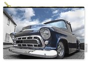 Blue 57 Stepside Chevy Carry-all Pouch