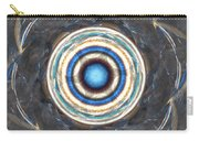 Blue Abalone Sphere Carry-all Pouch