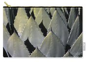 Blue Agave Cactus Carry-all Pouch