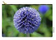 Blue Allium Carry-all Pouch