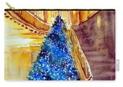 Blue And Gold 2 - Michigan Theater In Ann Arbor Carry-all Pouch
