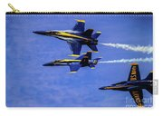 Blue Angel Roll Carry-all Pouch