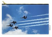 Blue Angels Air Show Carry-all Pouch