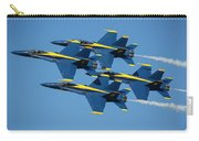 Blue Angels Diamond Formation Carry-all Pouch
