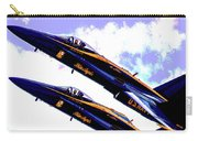 Blue Angels Quad Carry-all Pouch