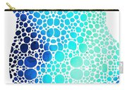 Blue Art - Colorforms 3 - Sharon Cummings  Carry-all Pouch