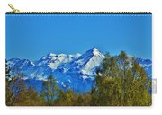 Blue Autumn Sky Carry-all Pouch