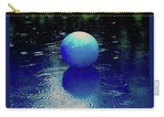 Blue Ball 4 Carry-all Pouch