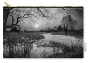 Blue Bayou Bw Carry-all Pouch