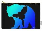 Blue Bear    -024 Carry-all Pouch