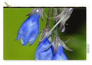Blue Bells Are Ringing Carry-all Pouch