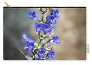 Blue Bells Carry-all Pouch