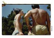 Blue Bikini Group Carry-all Pouch