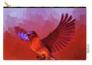 Blue Bird 01  Carry-all Pouch