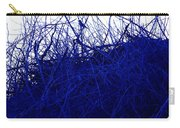 Blue Bird Carry-all Pouch