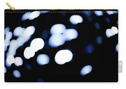 Blue Black, No.1 Carry-all Pouch by Eric Christopher Jackson