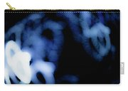 Blue Black, No.2 Carry-all Pouch by Eric Christopher Jackson