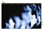 Blue Black, No.3 Carry-all Pouch by Eric Christopher Jackson