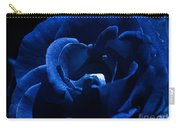 Blue Blue Rose Carry-all Pouch