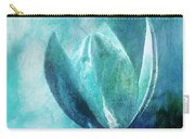 Blue Botanicals Carry-all Pouch