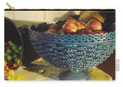 Blue Bowl Carry-all Pouch