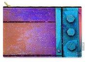 Blue Bridge Bolts Carry-all Pouch