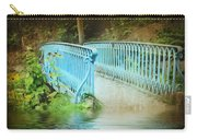 Blue Bridge Carry-all Pouch by Svetlana Sewell
