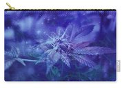 Blue Buds Carry-all Pouch