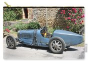 Blue Bugatti Oldtimer Carry-all Pouch
