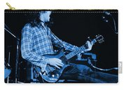 Blue Bullfrog Blues Carry-all Pouch