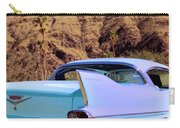 Blue Cadillac Carry-all Pouch