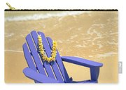 Blue Chair Carry-all Pouch