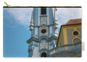 Blue Church Tower In Durnstein Carry-all Pouch