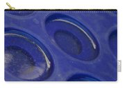 Blue Circles Carry-all Pouch