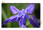 Blue Columbine Carry-all Pouch