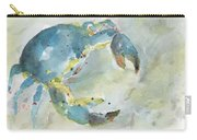 Blue Crab. Carry-all Pouch